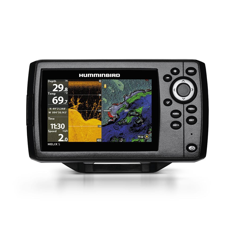 Humminbird Helix 5, CHIRP Di GPS G2, by Humminbird