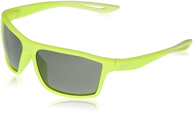 Nike Legend S EV1061 Gafas de Sol, Plateado (Matte Volt/Grey ...