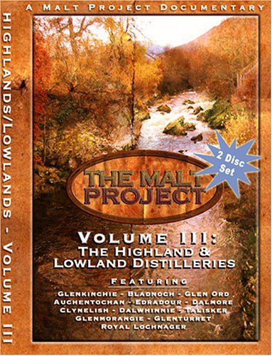 Malt Project(Vol3)The distilleries of the Highlands and Lowlands of Scotland