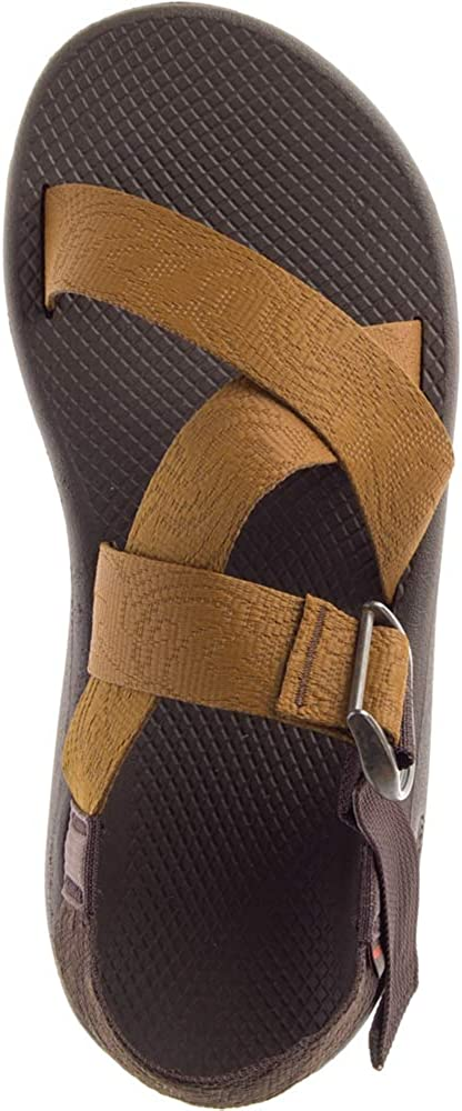 Chaco Men's MEGA Z Cloud Sport Sandal Cognac