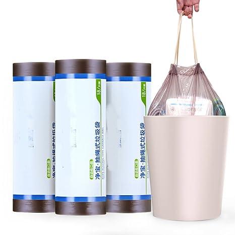LOIOFOE - Bolsas de basura resistentes y prácticas de ...