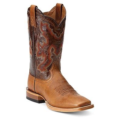 Amazon.com | Ariat Men's Nitro Western Cowboy Boot | Western