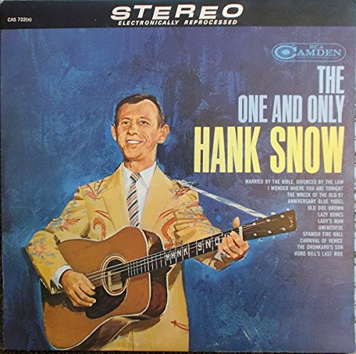 The One and Only Hank Snow