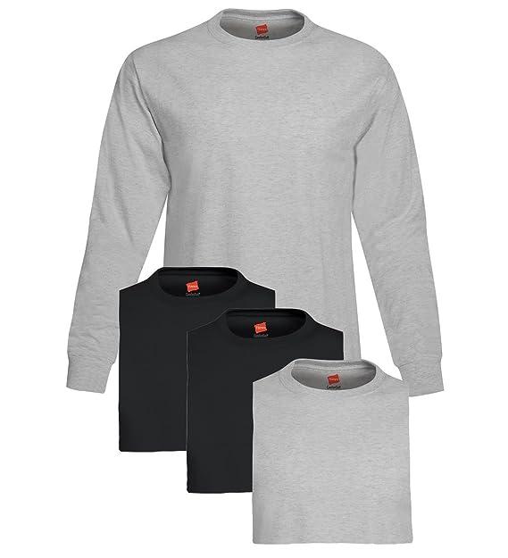 430f25565098 Hanes Men's Long Sleeve Comfort Soft T-Shirt: Amazon.ca: Clothing ...