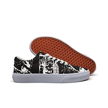 womens Skateboarding Shoes Canvas surf silhouette surfing Sport Sneaker