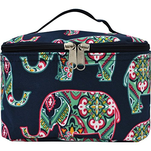 Price comparison product image Elephant Print NGIL Cosmetic Case