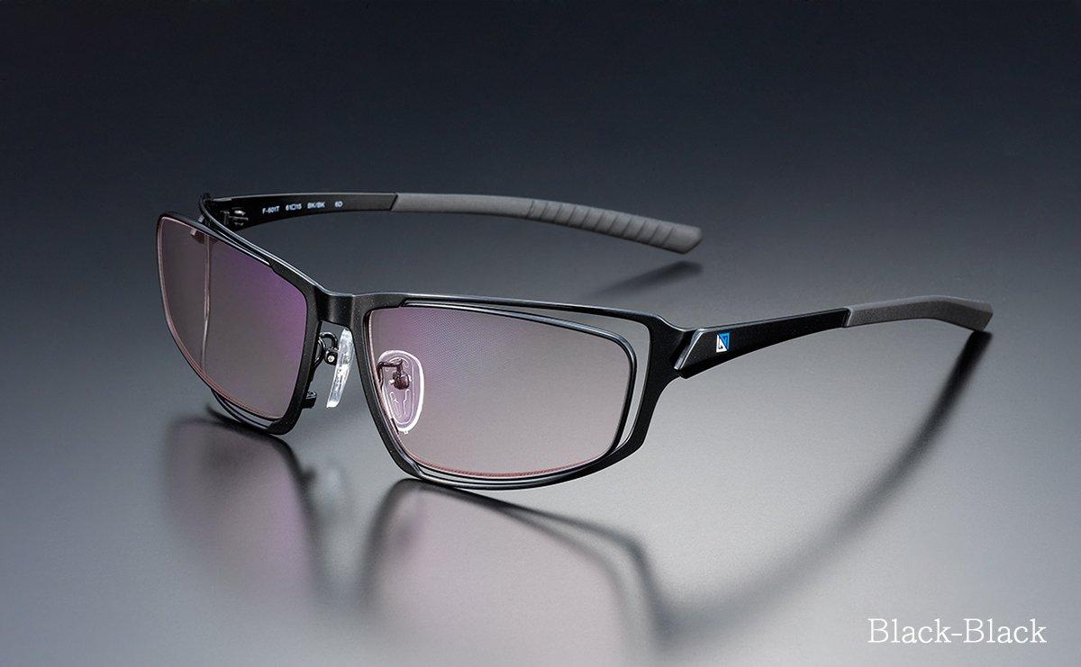 <国内正規代理店品> G-SQUAREアイウェア Professional Model フルリム 日本の医療メーカーがゲーマーの目を守る為に作りあげたゲーミンググラス F-01 eyewear_pro (ワインレッド×ブラック)  ワインレッド×ブラック B075H9XMJD