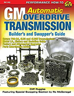 amazon com gm automatic overdrive transmission builder s and