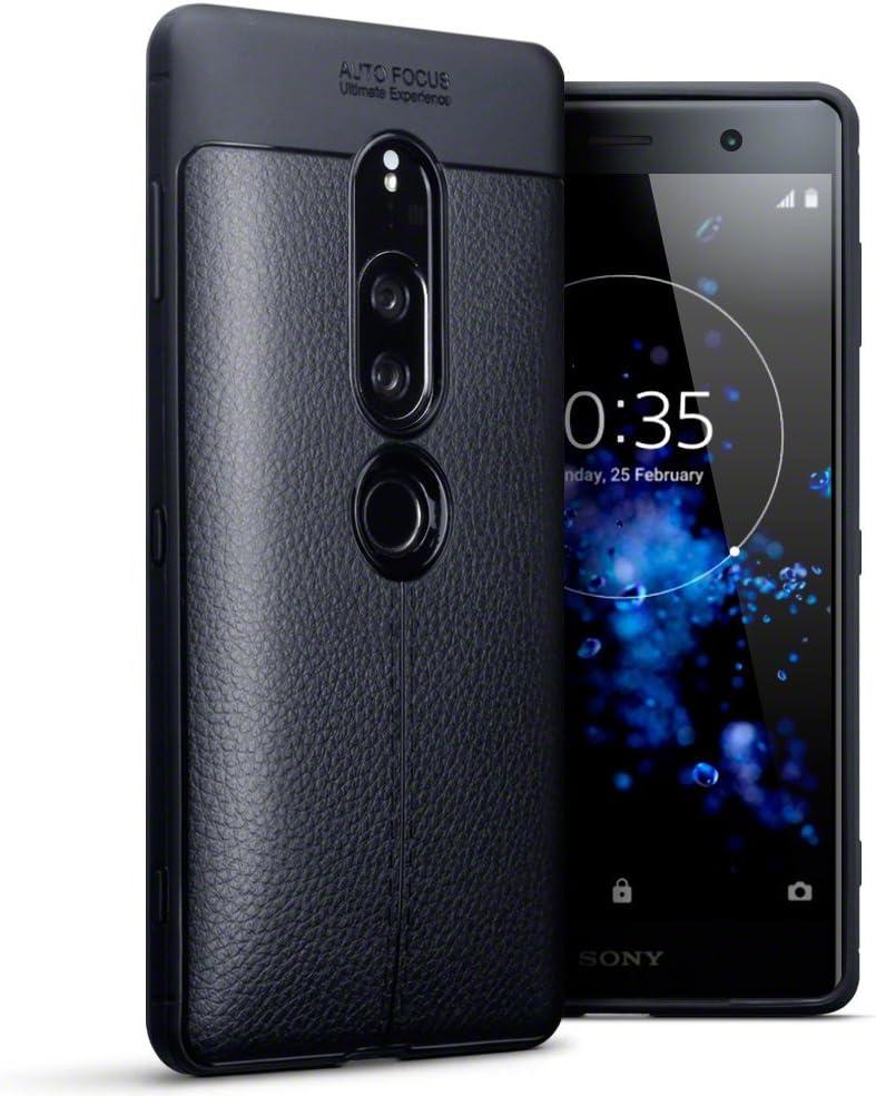 TERRAPIN Funda Sony Xperia XZ2 Premium Protectiva de Silicona Gel ...