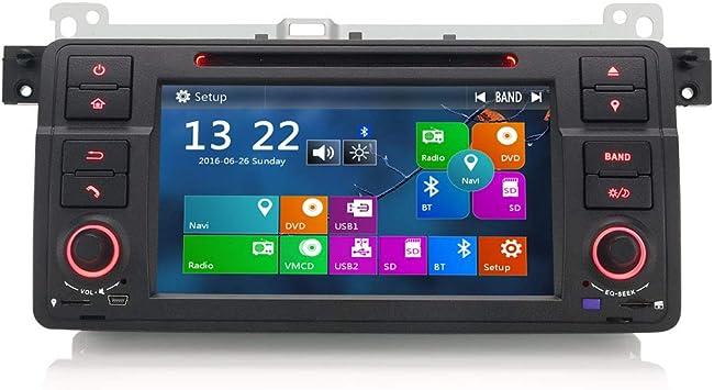 Erisin - Reproductor multimedia digital con pantalla táctil de 7 ...