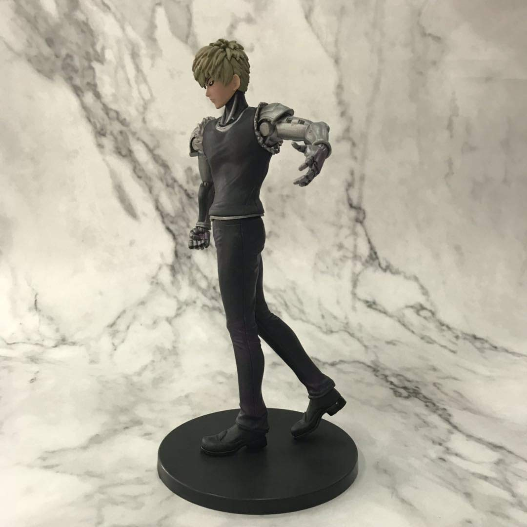 """ONE PUNCH MAN GENOS XTRA 6/"""" 1//10 Tsume Action Figure Anime Toys In Box"""