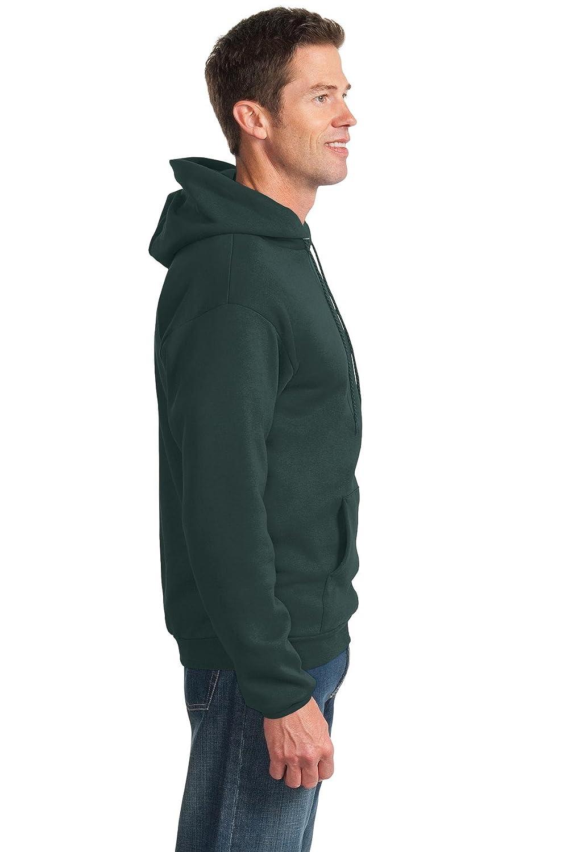Port /& Company Mens Tall Ultimate Hooded Sweatshirt
