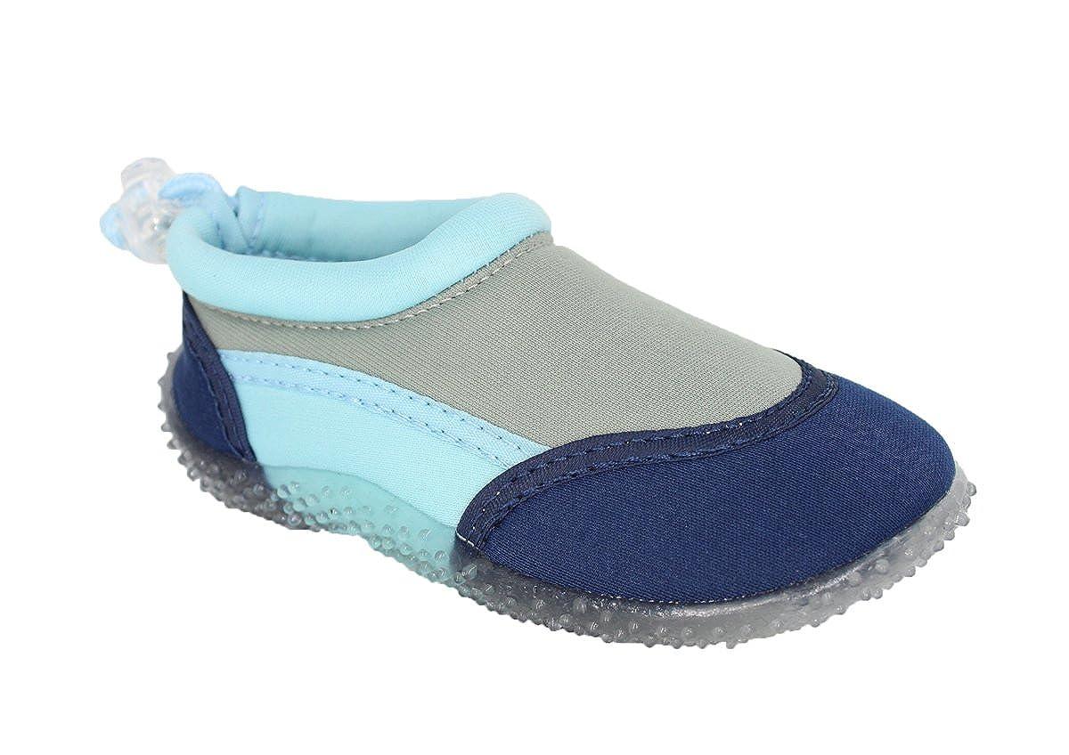 Kinder Badeschuhe | Hausschuhe Surfschuhe | Badeschuhe Aqua Wasserschuhe | Jungen Mädchen Komfort Schuhe | BA440819