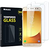 Widamin 2Pack, Samsung Galaxy J5 2017 Screen Protector,Tempered Glass, 9H Hardness,Crystal Clearity,Scratch-Resistant, screen film for Samsung Galaxy J5 2017(SM-J530)