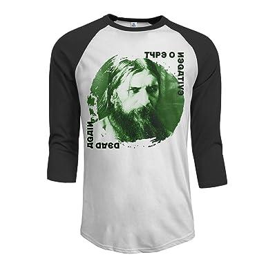 Pimkly Camisetas y Tops, Polos y Camisas Hombres Type O Negative ...