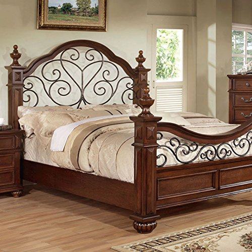 4 Poster Bed Frame Amazoncom