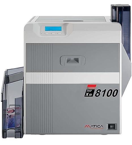 Amazon.com: Matica xid 8100 con impresora de tarjetas ...