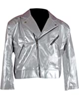 X-Men Days of Future Past Quicksilver Synthetic Leather Jacket