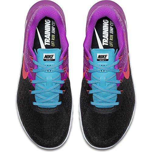 Pink pour Hyper Black Violet Racer manches pour homme classique Nike homme sans zfBRA177q