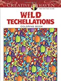 Creative Haven Wild Techellations Coloring Book (Adult Coloring)