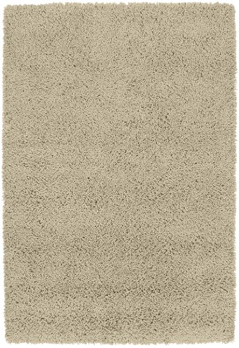 """Price comparison product image Desert Song Collection Handmade Fawn Rug (5'x7'9"""")"""