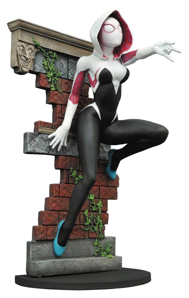 Diamond Select Toys Marvel Gallery Spider-Gwen PVC Figure Diamond Comic Distributors MAR162236