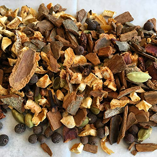 Mulling Spices - For Hot Mulled Cider, Tea or Wine, for Wassail, Hippocras, Hot Spiced Drinks, Juices, even Gin and Vodka -Blended in the USA- 1 Lb (16 oz) -