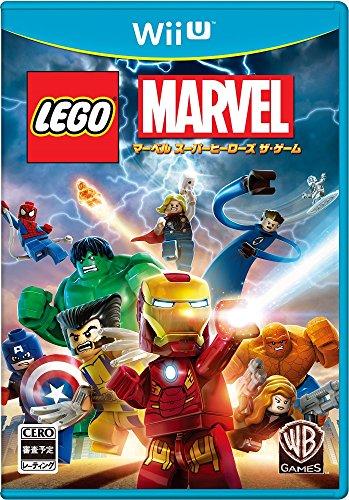 LEGO (R) マーベル スーパー・ヒーローズ ザ・ゲームの商品画像