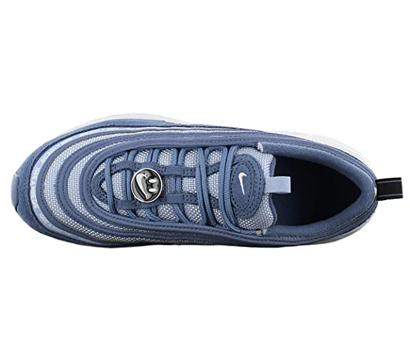 Nike Air Max 97 Se (GS) Baskets BleuBlancGris Bleu