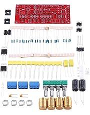 NE5532 HIFI Preamp Pre-amplifier Tone Board Kits AC 12V OP-AMP HIFI Amplifier (DIY Kit)