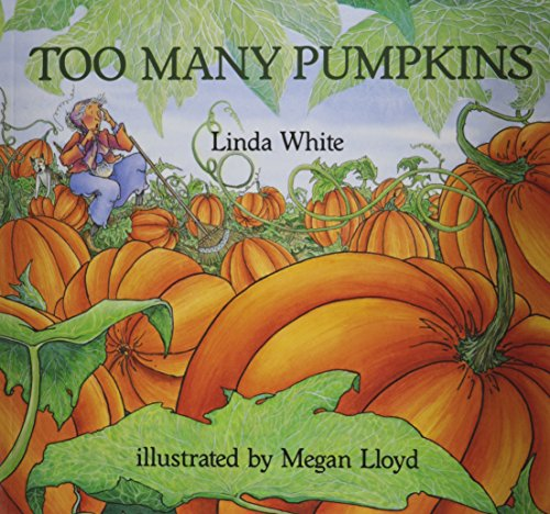 Too Many Pumpkins (1 Paperback/1 CD)