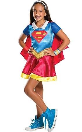 4cd59f630e5c1 Rubie s-déguisement officiel - Wonder Woman -DC DécorationBi-Pack Classique  Supergirl Wonder Woman