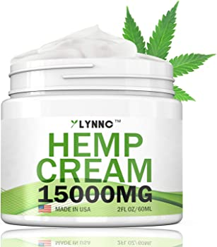 LYNNC 15000MG Lower Joint, Muscle Relief Cream