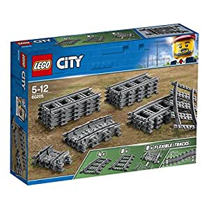 LEGO City Tracks 60205 Playset Toy
