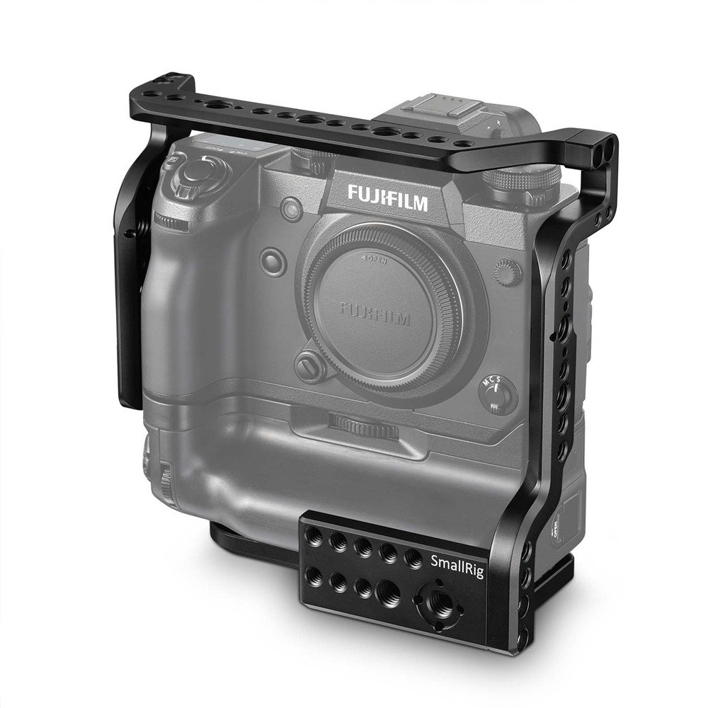 Smallrig 2124 Xh-1 Cage For Fujifilm X-h1 Camera With Gri..