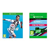 FIFA 19  (Xbox One) with 2200 FIFA Points (Xbox One Download Code)