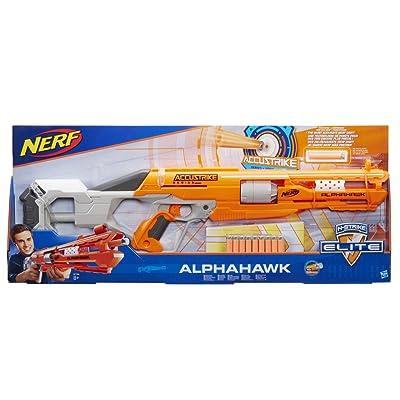 NERF N-Strike Elite AccuStrike Series AlphaHawk: Toys & Games