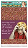 ''Side Effects Include Weight Gain, Depression & Loss of Sex Drive. Ask Your Doctor if Marriage is Right For You!'' 100% Cotton Eco-Friendly Kitchen Dish Towel