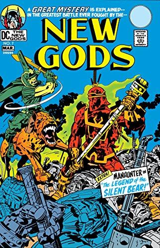 jack kirby new gods 7 - 1