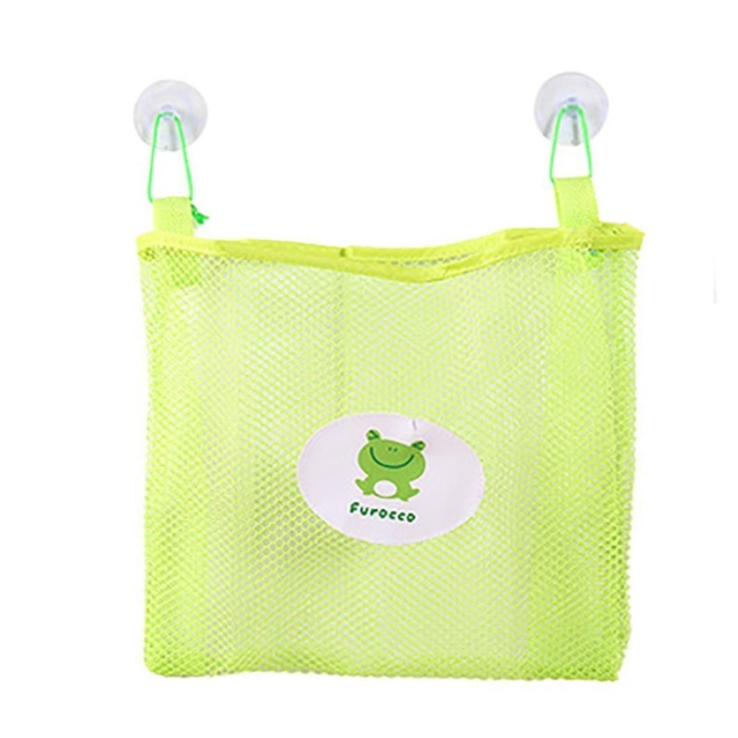 Pour les jouets de bain des enfants et b/éb/é Hunpta Organiseur de salle de bain Sac de rangement en maille filet