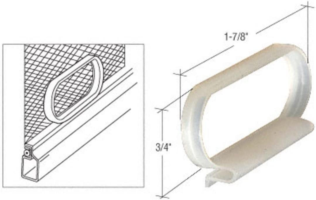 how to install window screen pull tabs