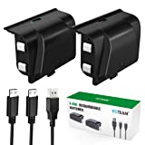 Xbox One Controller Battery Pack, YCCTEAM 1200mAh