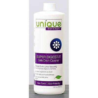 Unique Natural Products 407 Safe Drain Cleaner: Automotive [5Bkhe1511921]