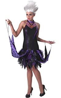 920306ad8191 Ursula Prestige Womens Fancy dress costume Small: Amazon.co.uk: Toys ...