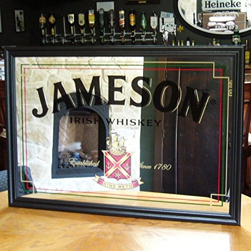 Jameson Whiskey Pub Mirror