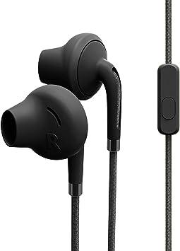 Energy Sistem Earphones Style 2+ (Auriculares, Intrauditivos, realce de Bajos, micrófono, Control de Llamadas, Almohadillas): Amazon.es: Electrónica
