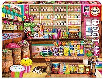 Educa Borras - Genuine Puzzles, Puzzle 1.000 piezas, Tienda de ...