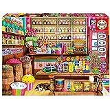 Educa Borrás - 1000 Tienda de Dulces, Puzzle (17104)
