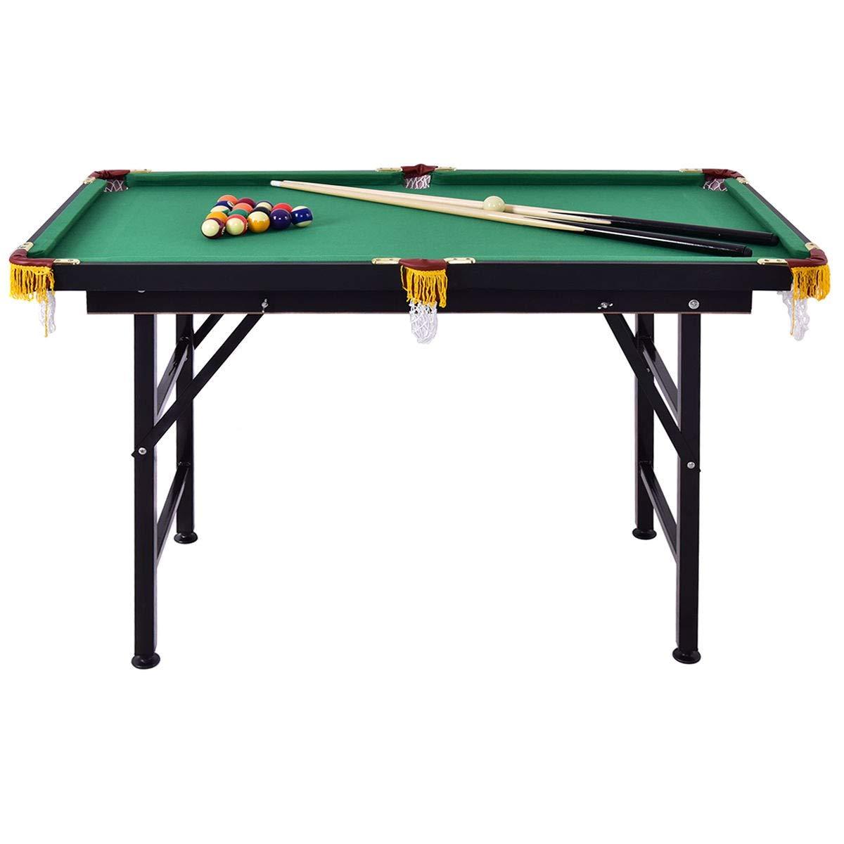 47'' Billiard Pool Table Full Game Set by Abbeydh