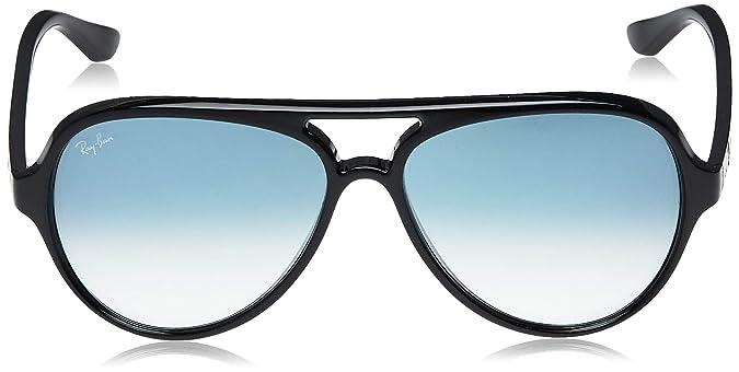 Amazon.com: Ray-Ban Gafas de sol para hombre Cats 5000 ...